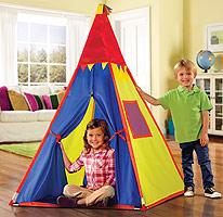 Discovery Kids Tee-Pee Tent  sc 1 st  Ningbo Allbuy Trading Co. Ltd.Toysu0026GamesInflatableParty ... & Discovery Kids Tee-Pee Tent-Team Games-Ningbo Allbuy Trading Co. Ltd.